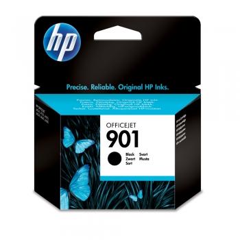 Cartus cu cerneala original HP CC653AE, 200 pagini, negru