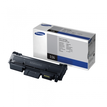Toner original Samsung MLT-D116S, 1200 pagini, negru
