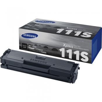 Toner original Samsung MLT-D111S, 1000 pagini, negru
