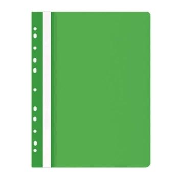 Dosar Donau, cu sina si 11 perforatii, verde
