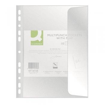 File de protectie Donau, B4, clapa laterala, 100 microni, 10 bucati/set