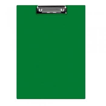 Clipboard dublu Donau, A4, verde