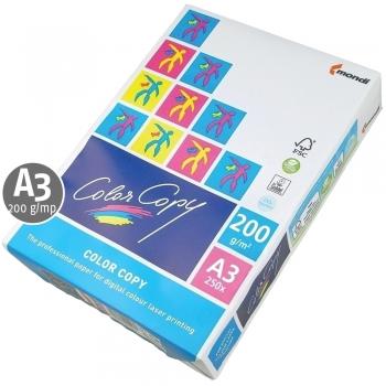 Hartie Mondi, Color Copy, A3, 200 g/mp, 250 coli/top