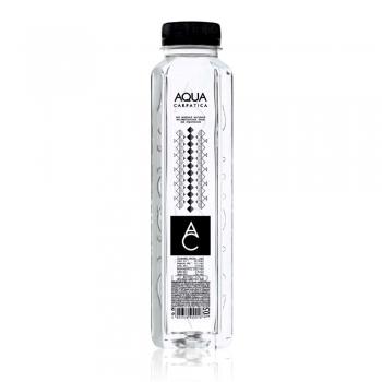 Apa minerala plata Aqua Carpatica, 0.5 l, 12 sticle/bax