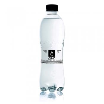 Apa minerala carbogazoasa Aqua Carpatica, 0.5 l, 12 sticle/bax