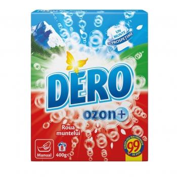 Detergent Dero pentru rufe, manual, 400 g