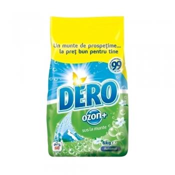 Detergent Dero pentru rufe, automat, 6 kg