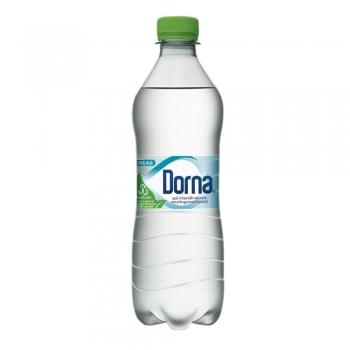 Apa minerala plata Dorna, 0.5 l, 12 sticle/bax