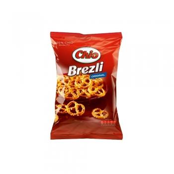 Snacksuri Chio Mini Brezli Original, 500 g