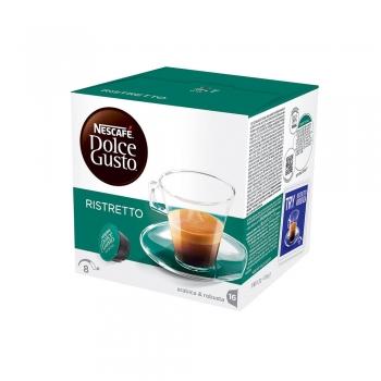 Capsule Nescafe Dolce Gusto Espresso Ristretto, 16 capsule/cutie