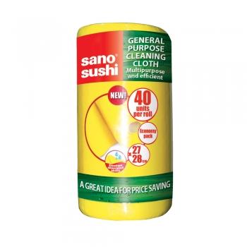 Lavete Sano Sushi Cloth, 40 bucati/rola