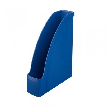 Suport vertical, Leitz PLUS, pentru documente, albastru