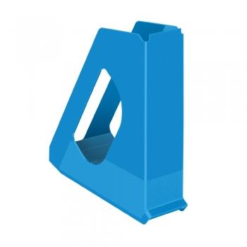 Suport vertical pentru documente, Esselte, Europost VIVIDA, albastru