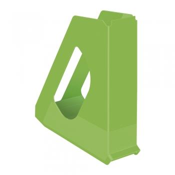 Suport vertical pentru documente, Esselte, Europost VIVIDA, verde