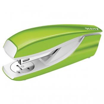 Capsator metalic Leitz WOW 5502 NeXXt Series, 30 coli, verde