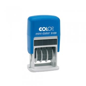 Minidatiera Colop S120