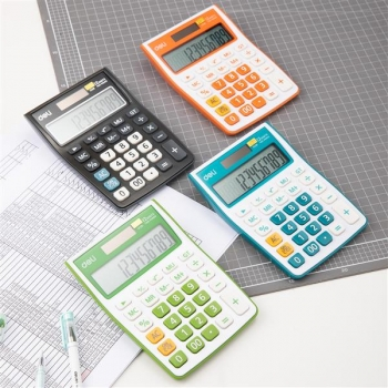 Calculator Birou 12Dig 1238 Deli
