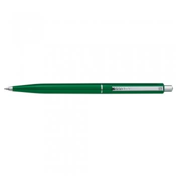 Pix cu mecanism, Senator, Point Classic, 0.8 mm, plastic, verde