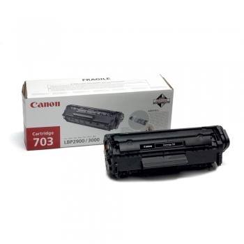 Toner original Canon CRG-703, 2000 pagini, negru