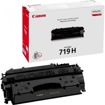 Toner original Canon CRG-719H, 6400 pagini, negru