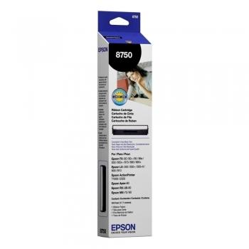Ribon original Epson 8750/C13S015637, negru