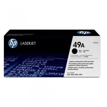 Toner original HP Q5949A, 2500 pagini, negru