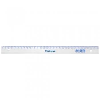 Rigla plastic Donau, 30 cm