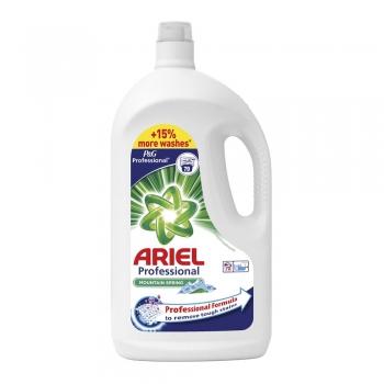Detergent lichid Ariel Professional, Mountain Spring, 3.85 l