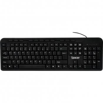 Tastatura multimedia LogiStep QWERTY