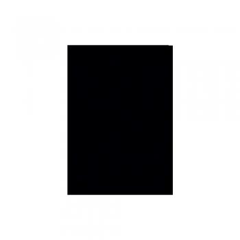 Coperti indosariere Apex, imitatie piele, A4, negre, 100 coli/top
