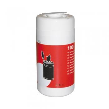 Servetele A-series pentru curatare generala, 100 bucati in dispenser plastic