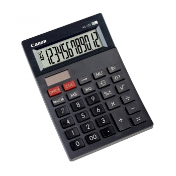 Calculator Canon AS-120, 12 digiti