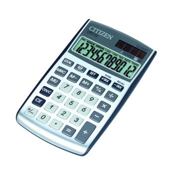 Calculator Citizen CPC-112V, 12 digiti