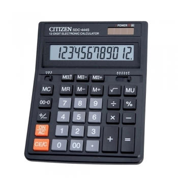 Calculator Citizen SDC-444S, 12 digiti