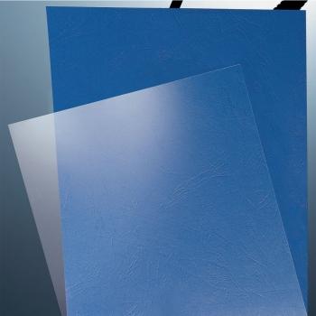 Coperti indosariere Leitz,transparent , A4, 180 microni