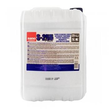 Detergent pardoseala profesional, Sano, Floor S-255, 10 l