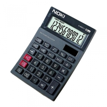 Calculator de birou Noki, 12 digiti