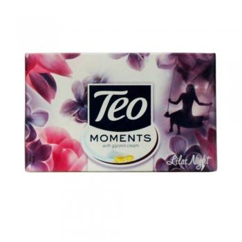 Sapun Teo Moments, liliac, 100 g