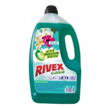 Detergent pardoseala, Rivex, Casa, smarald, 4 l