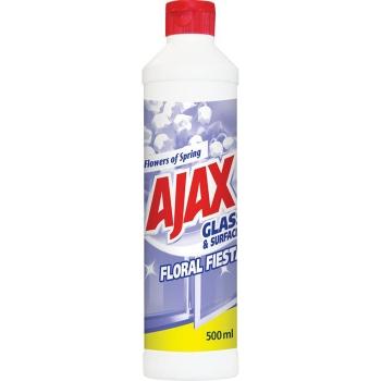 Rezerva detergent geamuri Ajax Green, 500 ml