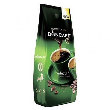 Cafea boabe Doncafe Selected, 1000 g