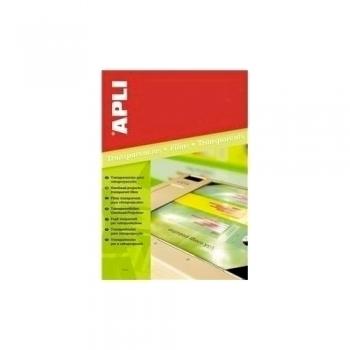 Film retroproiector Apli, A4, 100 file/top