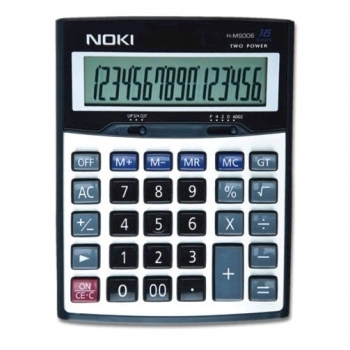 Calculator de birou Noki, 16 digiti