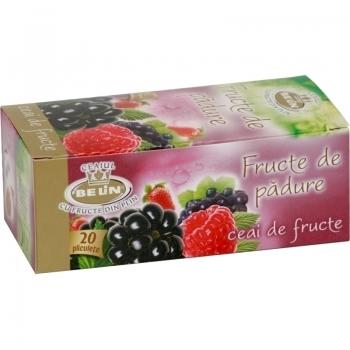 Ceai fructe de padure Belin, 20 plicuri/cutie