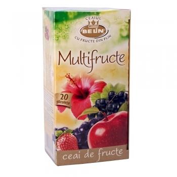 Ceai multifruct Belin, 20 plicuri/cutie