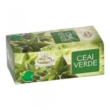 Ceai verde Belin, 20 plicuri/cutie