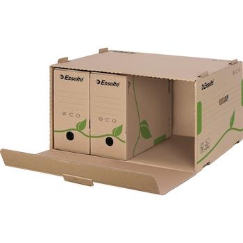 Container de arhivare Esselte Eco cu deschidere frontala pentru Cutii 8/10