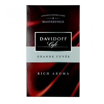 Cafea macinata Davidoff Rich Aroma, 250 g