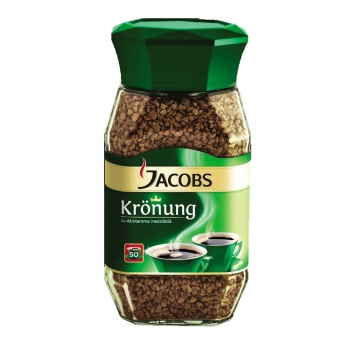 Cafea instant Jacobs Kronung, 100 g