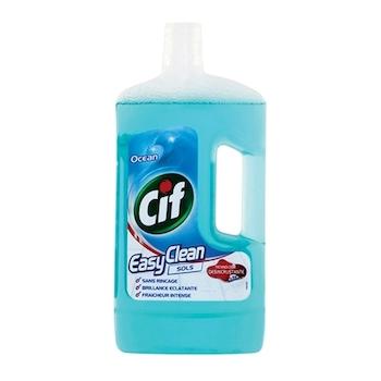 Detergent pardoseala, Cif, Easy Clean, Ocean, 1 l